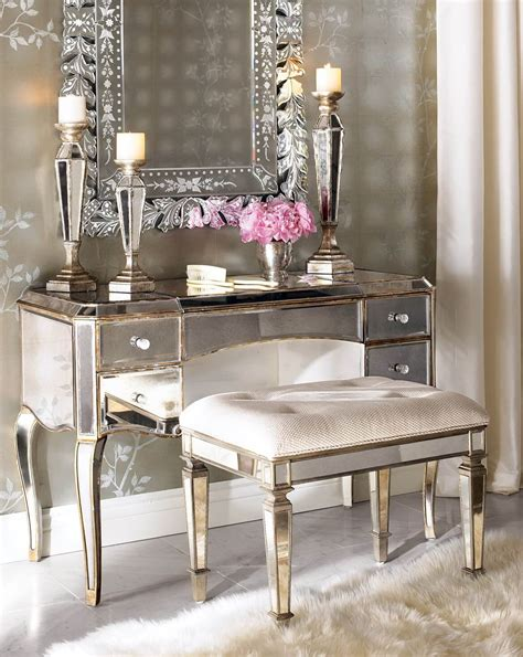 Mirrored Makeup Vanity Table 19 Best Makeup Vanity Ideas And Designs For 2018