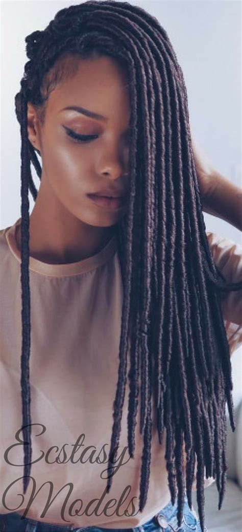 Hairstyles With Marley Hair by Best 26 Faux Locs With Marley Hair For This Year