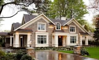 Stone house exterior image