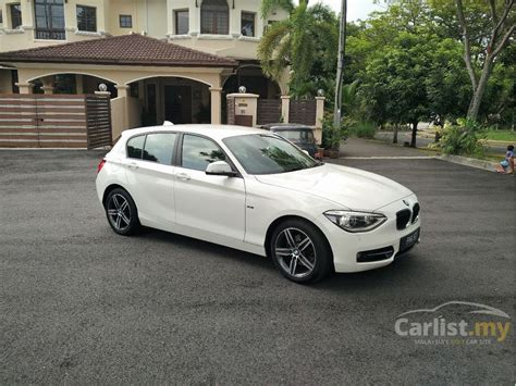Bmw 1 Series Hatchback Price Malaysia by Bmw 118i 2014 Sport 1 6 In Selangor Automatic Hatchback