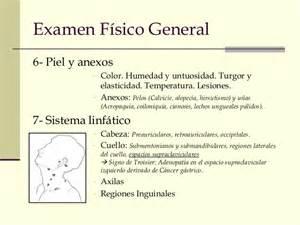 examen fisico general anamnesis y examen f 237 sico