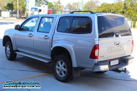 isuzu dmax lifted superior customer vehicle image gallery
