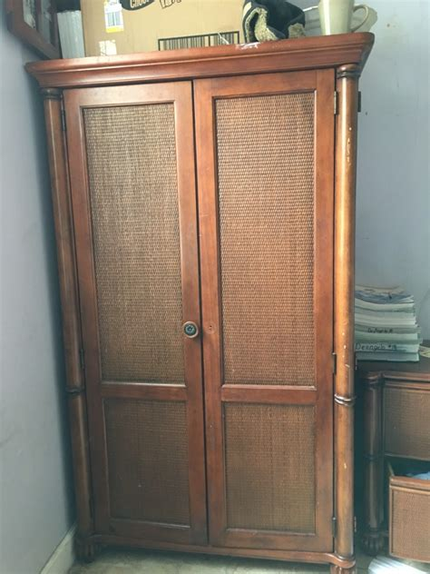 tommy bahama armoire letgo tommy bahama armoire in south palm beach fl