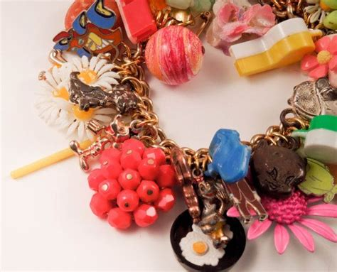 Diy Mit Kindern 4659 by Saturday Morning Repurposed Vintage Jewelry Charm