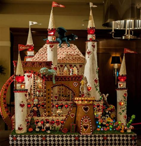 Seattle Gingerbread Houses by Sheraton Seattle Gingerbread Presents Quot Once Upon A