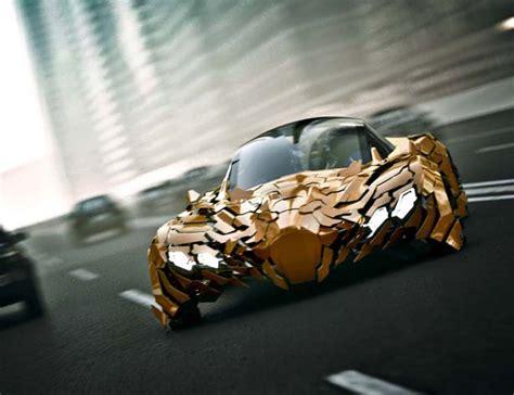 concept design o que é flake futuristic concept car by da feng tuvie