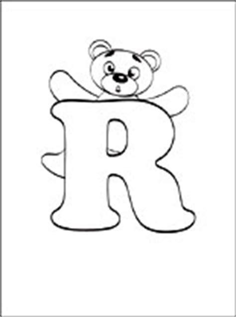 lettere dell alfabeto italiano da stare lettera r disegni da colorare disegni da colorare gratis