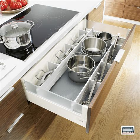 pots and pans drawer size clever ways to pots and pans moishes self storage