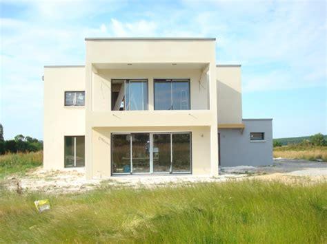 Facade Maison Contemporaine maison contemporaine facade