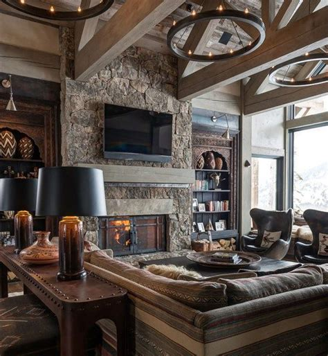 montana home decor best 25 modern lodge ideas on mountain homes mountain houses and new colorado