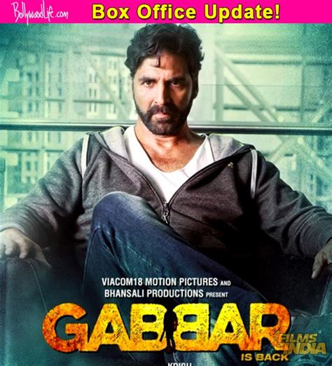 film action comedy box office gabbar is back box office collection akshay kumar s