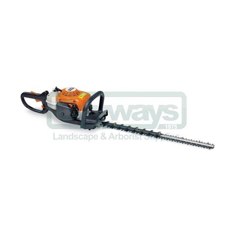 stuhl petrol stihl hs81t petrol hedge trimmer 30 stihl from gayways uk