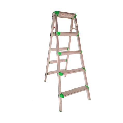 Tangga Serbaguna jual rekomendasi seller value 5 steps tangga aluminium serbaguna harga