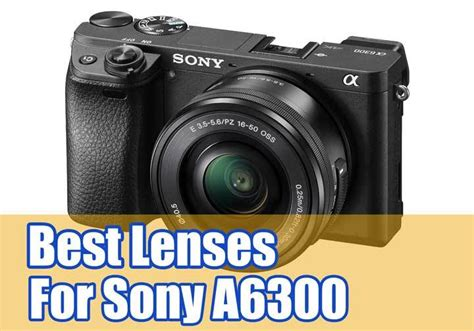 best lens for sony nex best lenses for sony a6300 171 new