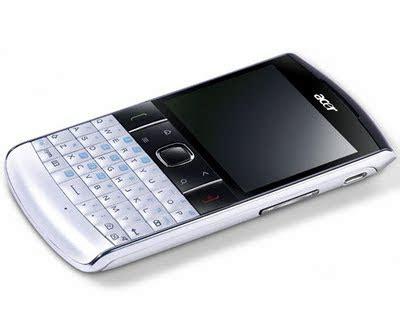 Hp Acer E210 B Touch handphone acer 2011 acer betouch e210 spesifikasi review nano pertapan