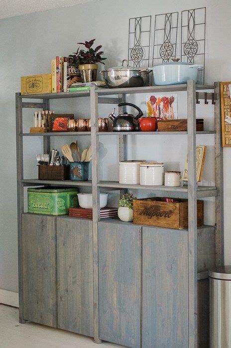 ivar kitchen ikea ivar for kitchen storage with open shelves www