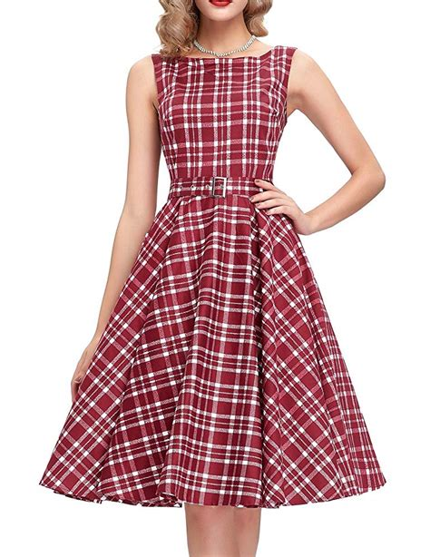Retro Dress 1950s dress 50s day dresses
