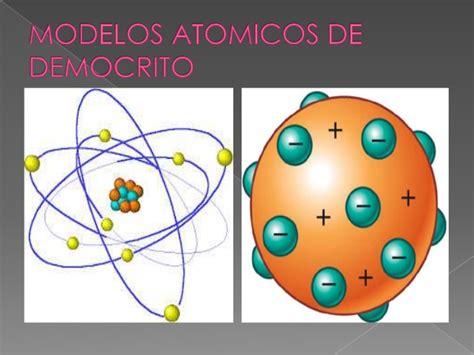 modelo atomico de democrito modelos atomicos de democrito