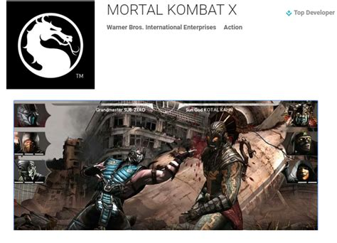 mortal combat 3 apk mortal kombat x v1 6 0 apk mod apk obb data downloader of android apps and