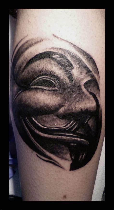 guy fawkes tattoo v for vendetta mask tattoos net fawkes geekdom