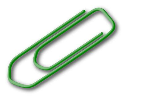 How To Make A Paper Clip - paper clip png clipart best