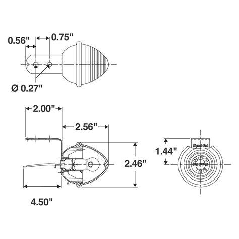 grote 600327 turn signal switch wiring diagram fog light