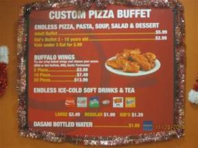 buffet price buffet prices picture of cici s pizza kissimmee