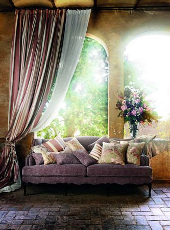botanical fabric collection lizzo curtains roman blinds
