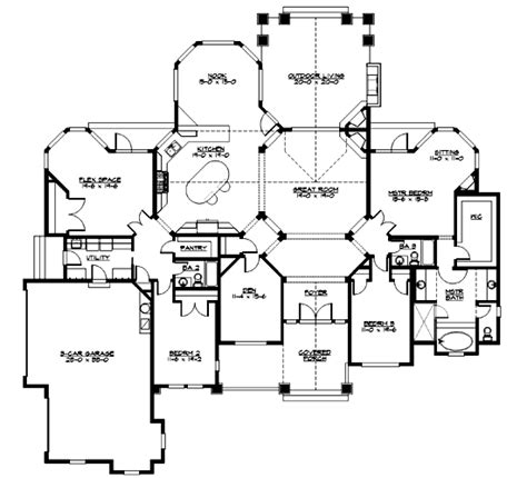 welcome home floor plan maverick custom homes