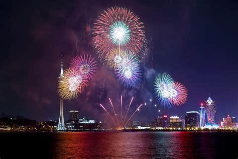 united states disney fireworks display wins 2016 japan wins macao international fireworks contest macau news