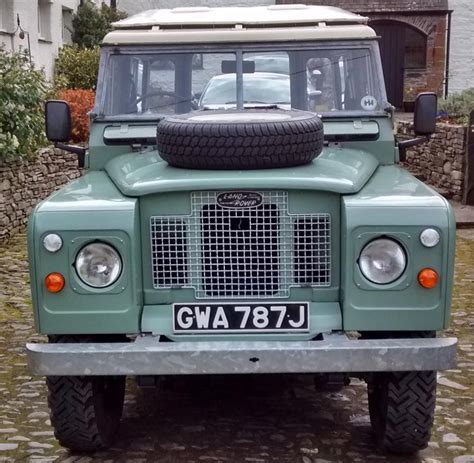 1970 land rover for sale preloved 1970 land rover series 2 for sale in