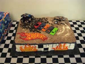 monster truck cakes decoration ideas little birthday cakes