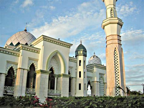 masjid exterior design islam indahku masjid masjid indah di indonesia