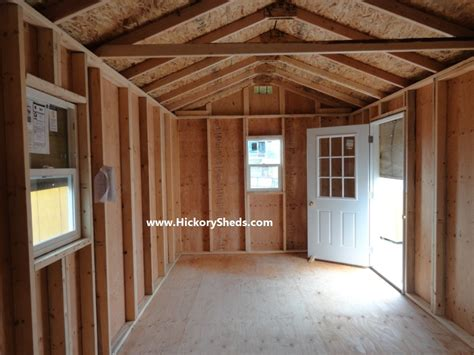 Inland Homes Floor Plans Old Hickory Sheds Cabins Idaho