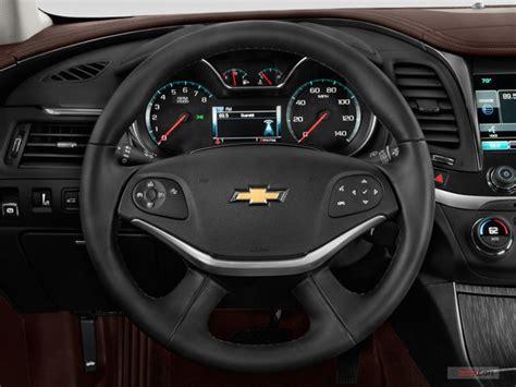 2014 chevy impala wheels 2016 chevrolet impala pictures steering wheel u s news