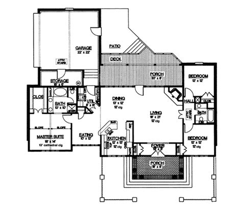 southern style floor plans dermott southern style home plan 020d 0159 house plans