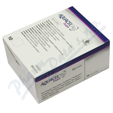Aquacel Ag By Key Po aquacel foam ag neadhesivn 237 5x5cm 10ks l 201 k 193 rna doktorka