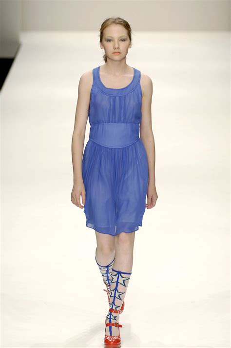 Fashion Week Aw08 Eley Kishimoto by Eley Kishimoto At Fashion Week 2006