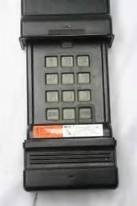 program genie garage door opener keypad for model 1