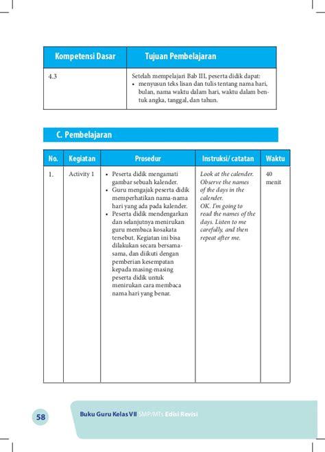 cara membuat rak buku dalam bahasa inggris buku bahasa inggris k13 kls vii
