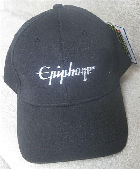 guitar hats caps epiphone guitar baseball hat cap brand new bnwt l xl sold items ronsusser