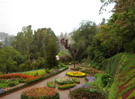 Best Places To Visit In Ooty Get Inspired To Travel A Visit To A Botanical Garden