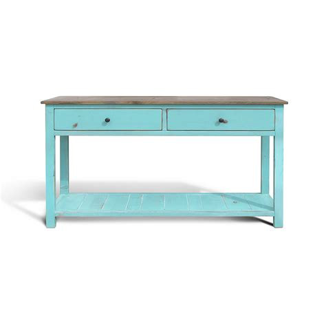 Media Console Table Cardiff Media Console Table Vintage Mill Werks Wooden Furniture Handcrafted In Usa