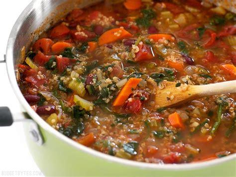 soup at olive garden