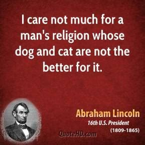 Whos And Whos Not Who Cares by Abraham Lincoln Religion Quotes Quotehd