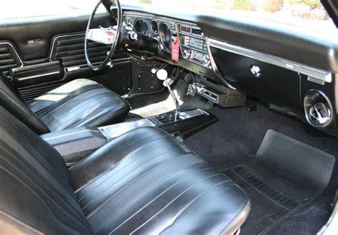 1969 Chevelle Interior by 1969 Chevrolet Chevelle Ss 396 2 Door Hardtop 44922