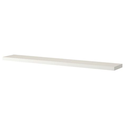 Lack Shelf Sizes by Lack Floating Wall Shelf Display Concealed Mounting