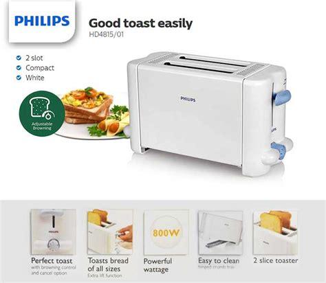 Philips Toaster Hd4815 philips toaster hd4815 mydeal lk best deals in sri lanka