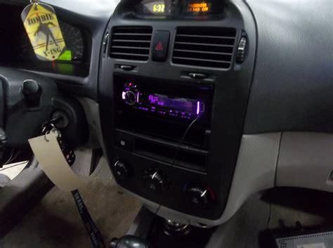 Kia Sound System Kia Spectra Sound System Car Audio