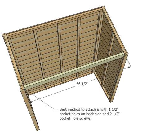 build shed  fence panels  birdhouse plans